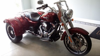 Harley Davidson Freewheeler For Sale In South Carolina