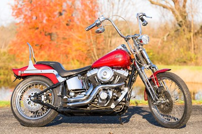Used 2000 Harley-Davidson® Softail® Springer®