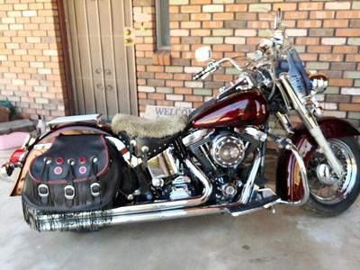 Used 1995 Harley-Davidson® Heritage Softail® Classic