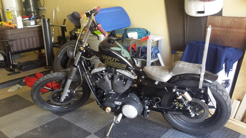 Photo of a 2006 Harley-Davidson® XLH-1200 Sportster® 1200