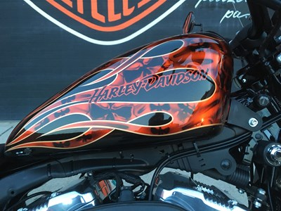 Used 2012 Harley-Davidson® Sportster® 1200 Nightster®