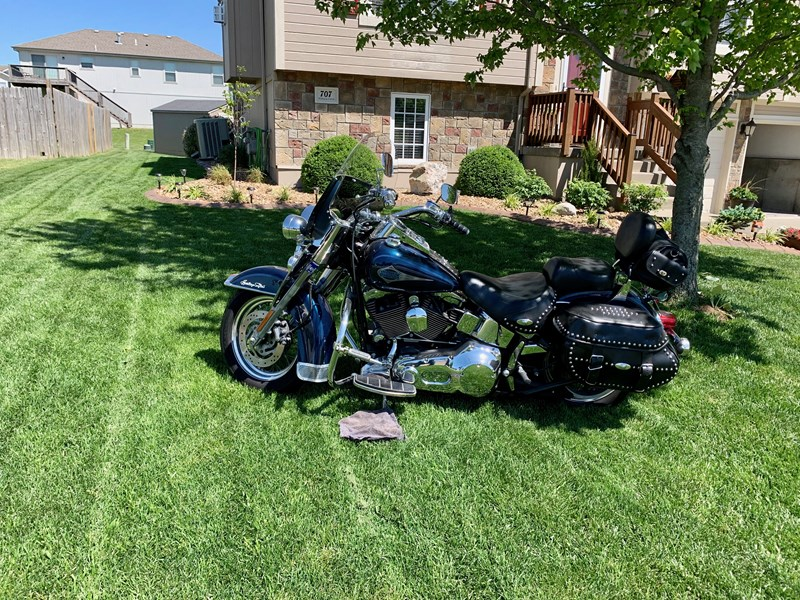 Photo of a 2001 Harley-Davidson® FLSTC/I Heritage Softail® Classic