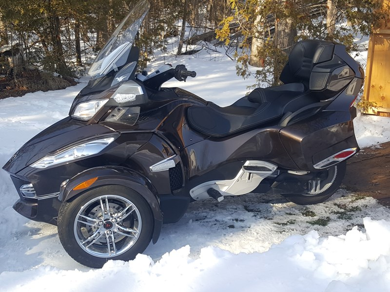 Photo of a 2012 Can-Am  Spyder RT Limited
