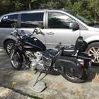 Used 1996 Honda® Shadow 1100