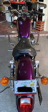 Photo of a 2001 Harley-Davidson® XL883C Sportster® 883 Custom
