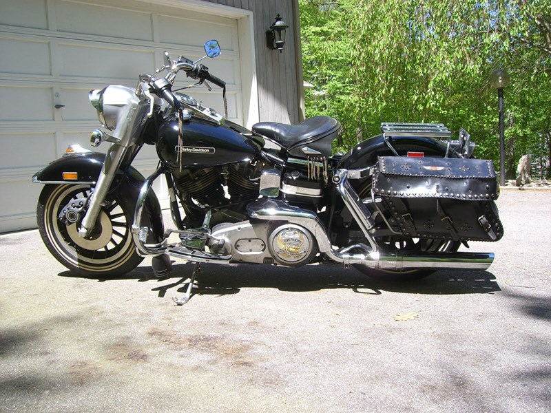 Photo of a 1982 Harley-Davidson® FLHP Electra Glide® Police