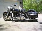 Used 1982 Harley-Davidson® Electra Glide® Police