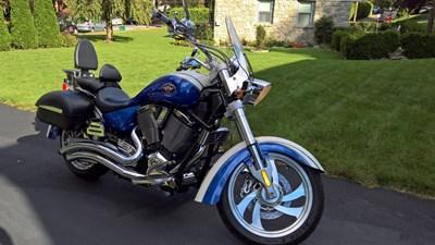 Used 2007 Victory Kingpin®