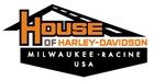 House of Harley-Davidson Racine's Logo