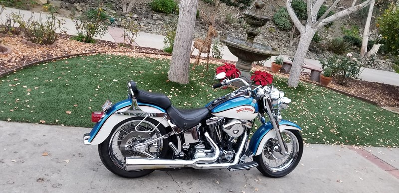 Photo of a 1997 Harley-Davidson® FLSTF Softail® Fat Boy®