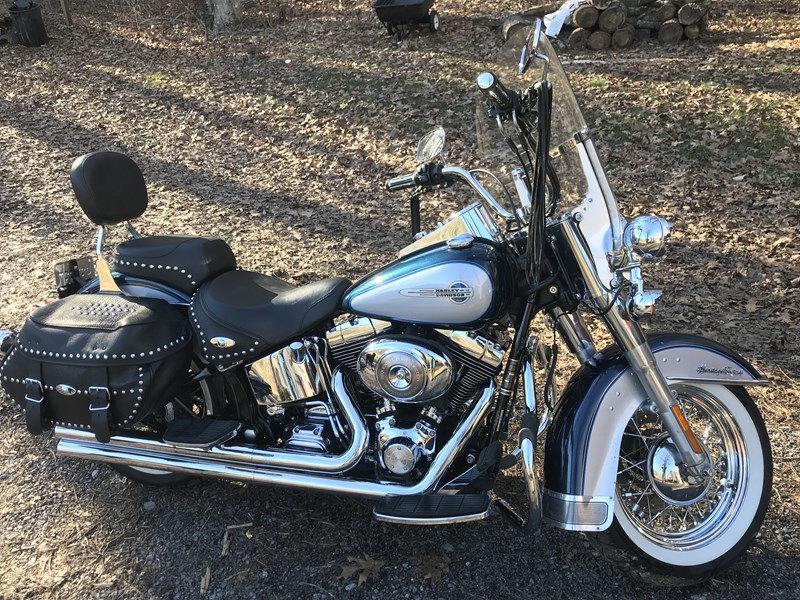 Photo of a 2001 Harley-Davidson® FXSTC Softail® Custom