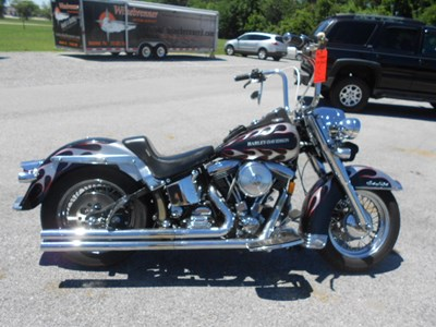 Used 1993 Harley-Davidson® Heritage Softail® Classic