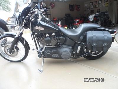2005 Harley DavidsonR FXSTB I Night TrainR