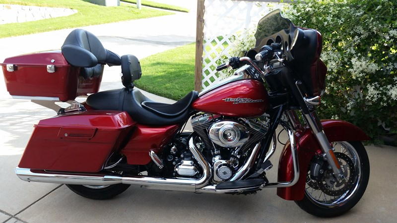 Photo of a 2013 Harley-Davidson® FLHX Street Glide®