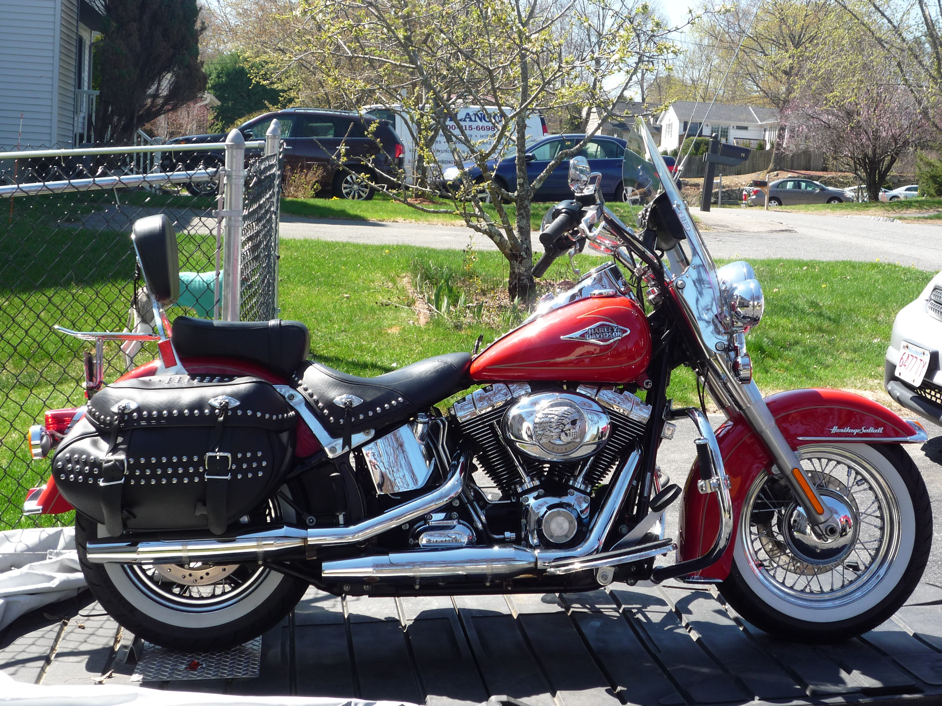 all new used harley davidson heritage softail for sale. Black Bedroom Furniture Sets. Home Design Ideas