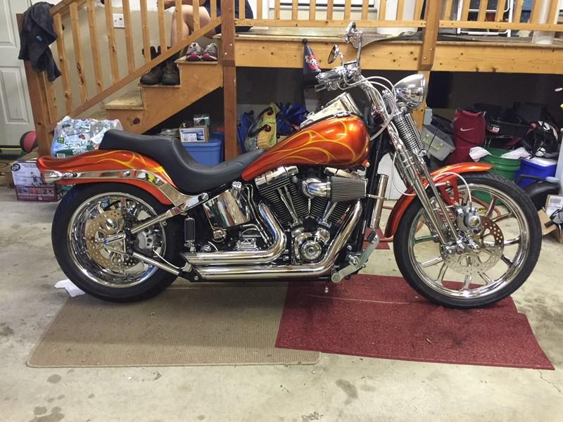 Photo of a 2006 Harley-Davidson® FXSTS/I Springer® Softail®