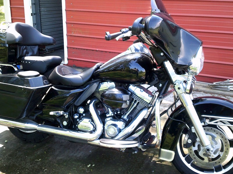 Photo of a 2009 Harley-Davidson® FLHTP Electra Glide® Police