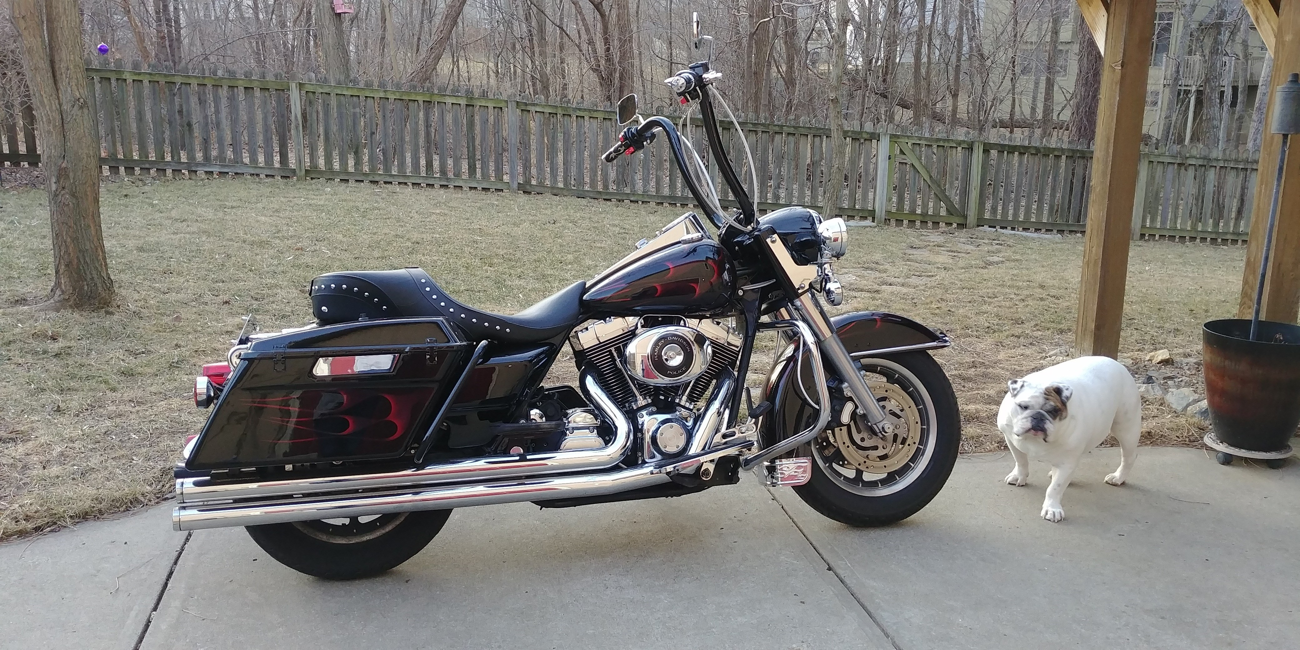 2000 Harley Davidson Flhp I Road King Police Sold Location Blue Springs Mo Photo Of A 2000 Harley Davidson Reg Flhp I Road King Reg Police Previous Next Photo Of A 2000 Harley Davidson Reg Flhp I Road King Reg Police Details Price