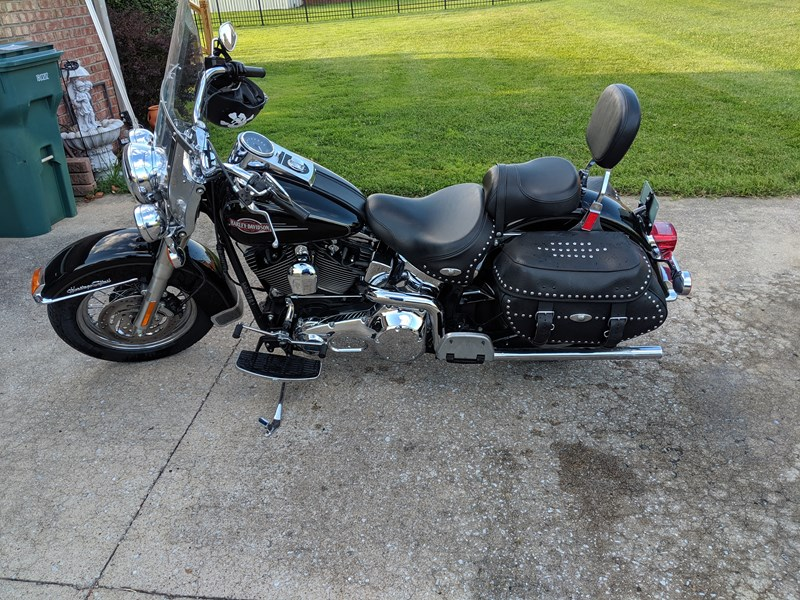 Photo of a 2005 Harley-Davidson® FLST/I Heritage Softail®
