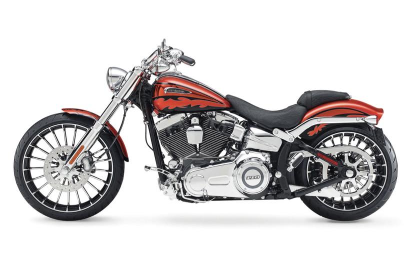 Photo of a 2014 Harley-Davidson® FXSBSE CVO™ Breakout