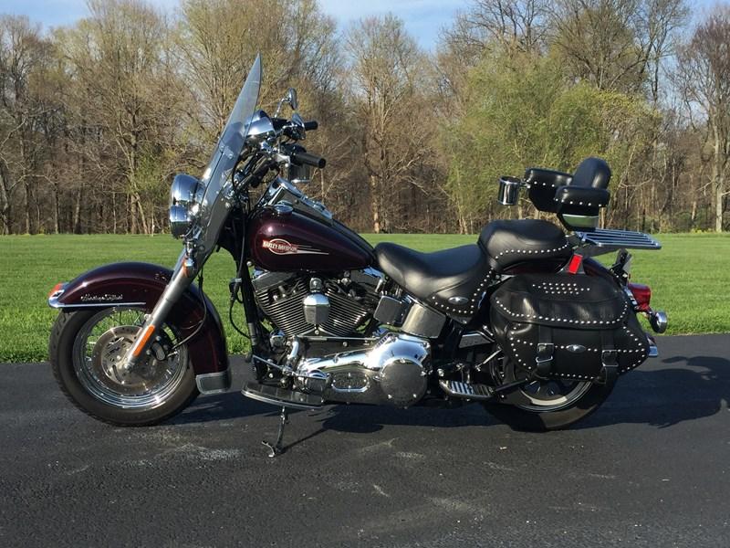 Nada Value For  Harley Davidson Heritage Softtail