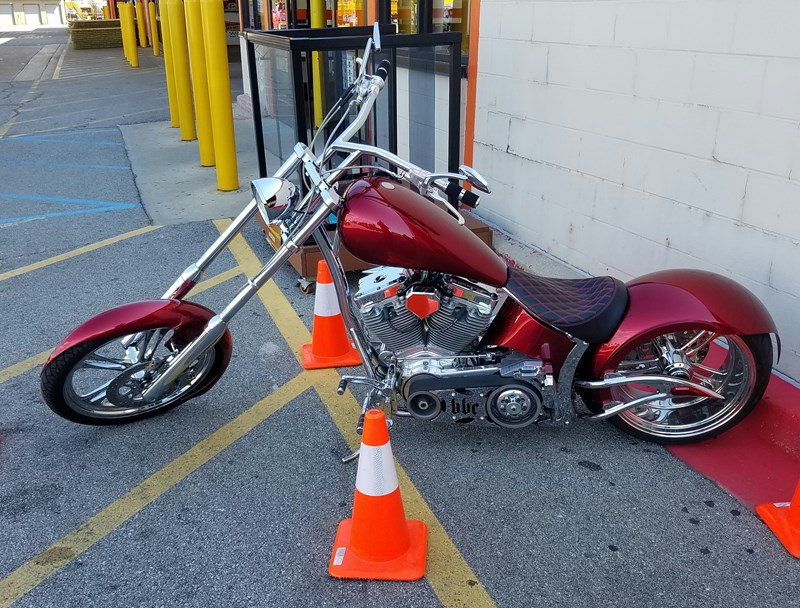 Photo of a 2005 Big Bear Choppers  Devils Advocate
