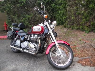Used 2002 Triumph Bonneville America