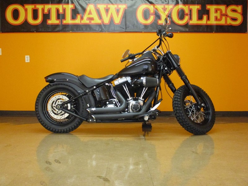 Photo of a 2014 Harley-Davidson® FLS Softail Slim®