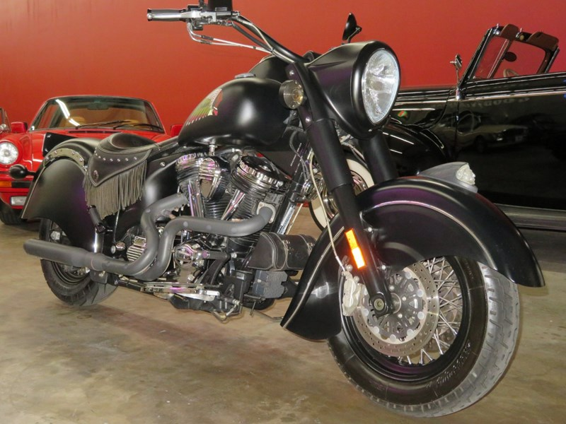 Photo of a 2010 Indian®  Chief® Dark Horse