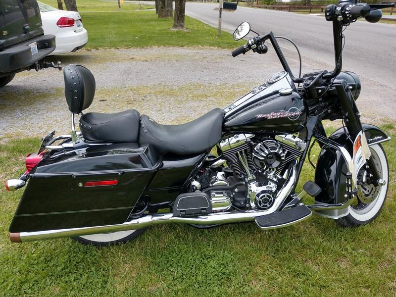 Photo of a 2006 Harley-Davidson® FLHR/I Road King®