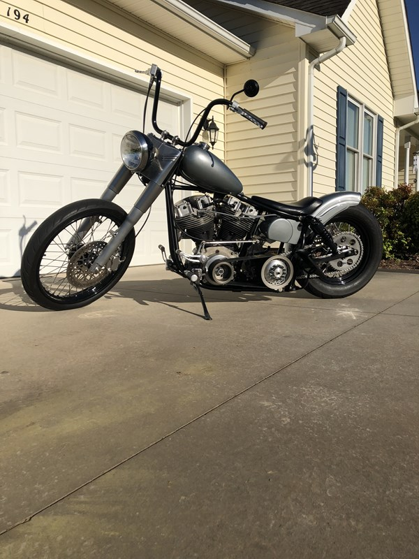Photo of a 1976 Harley-Davidson® FXE Super Glide®
