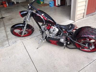 Used 2007 Orange County Choppers (OCC) Custom Rigid