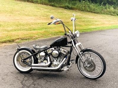 Used 2013 American Classic Motors Rigid Bobber