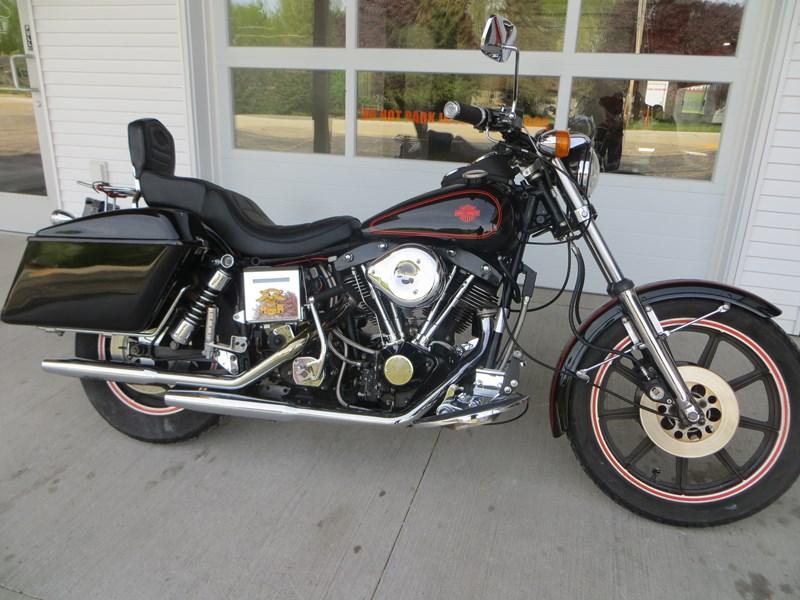 Photo of a 1981 Harley-Davidson® FXB Sturgis®