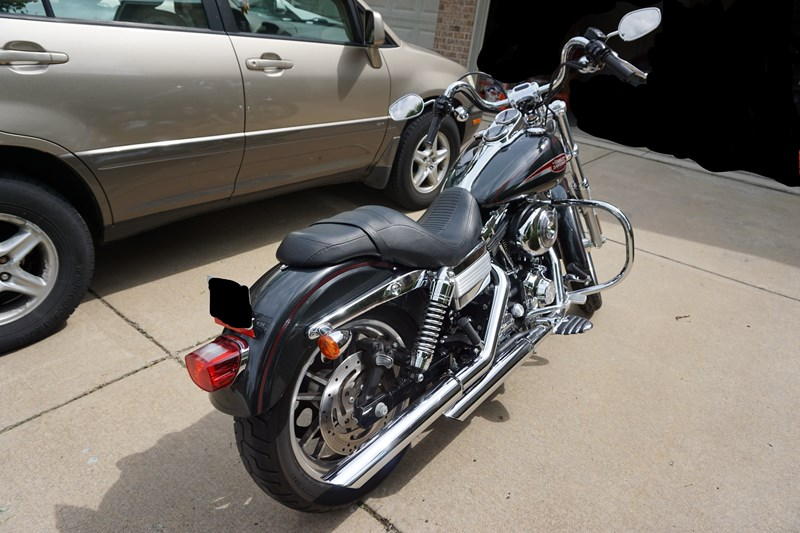 Photo of a 2006 Harley-Davidson® FXDL/I Dyna® Low Rider®