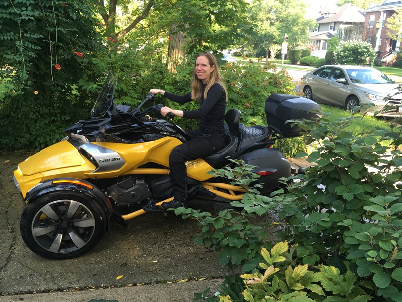 Photo of a 2018 Can-Am  Spyder F3-S SE6