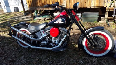 Used 2009 Thunder Mountain Custom