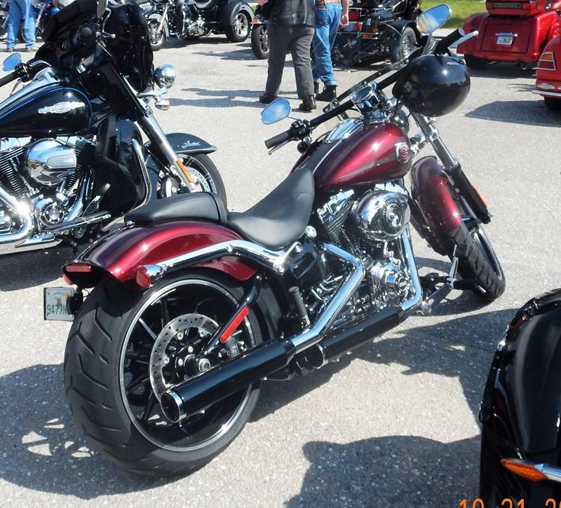 2015 Harley Breakout