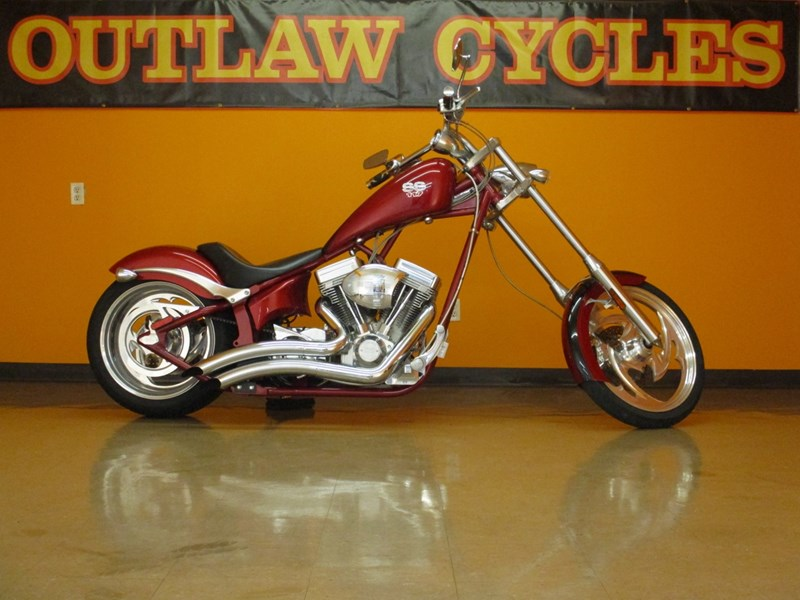 Photo of a 2005 Big Dog  Chopper