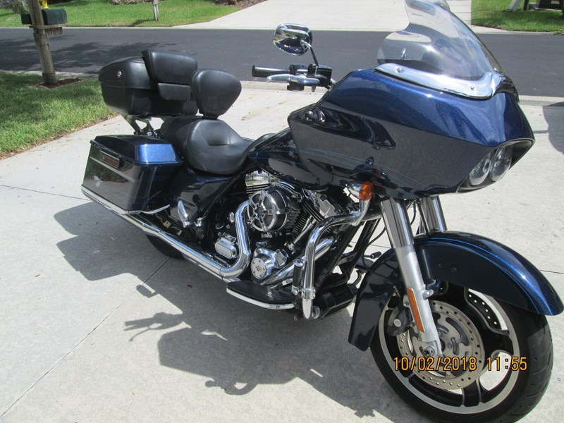 Photo of a 2012 Harley-Davidson® FLTRX Road Glide® Custom