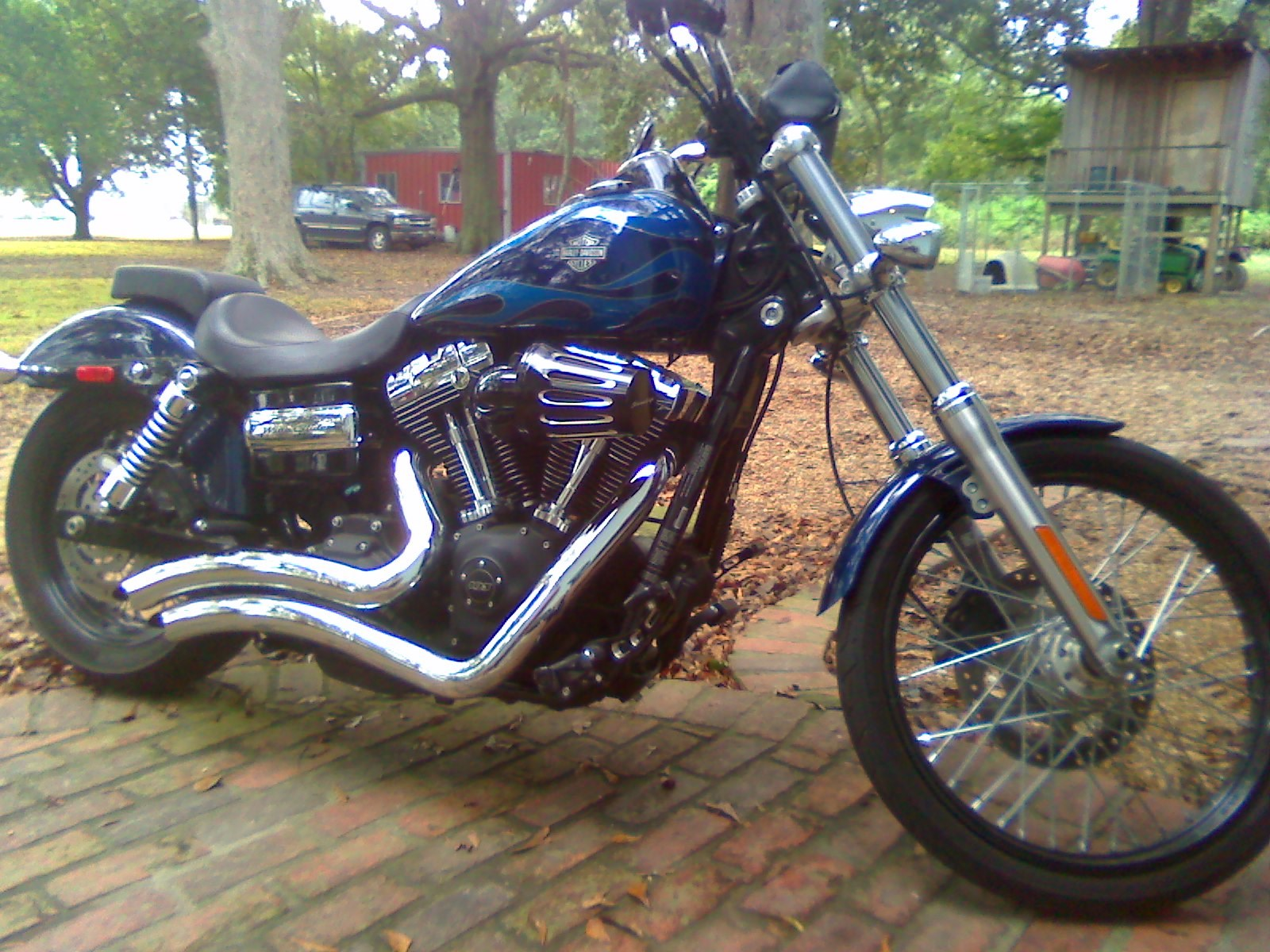 New Harley Davidson Dyna Wide Glide