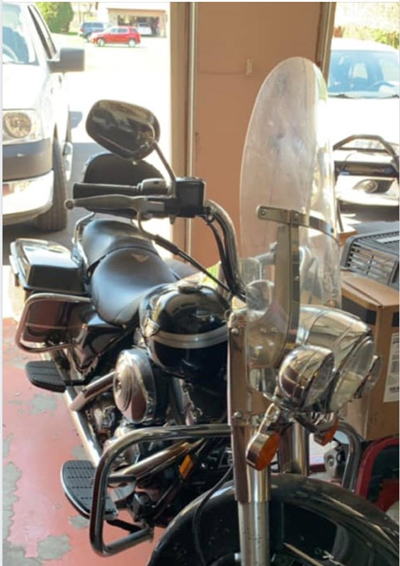 Photo of a 2003 Harley-Davidson® FLHR/I Road King®