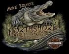 Mike Bruno's Northshore Harley-Davidson's Logo
