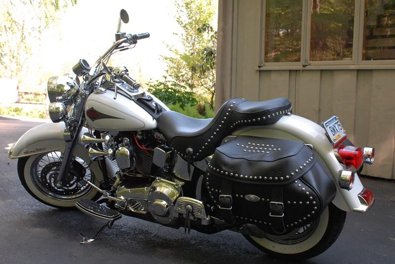 2001 Harley Davidson 174 Flstc I Heritage Softail 174 Classic