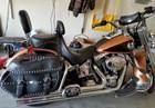 Used 2008 Harley-Davidson® Heritage Softail® Classic Anniversary