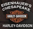 Eisenhauer's Chesapeake Harley-Davidson's Logo