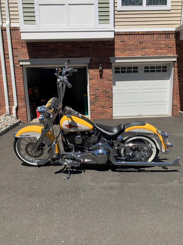 Photo of a 1995 Harley-Davidson® FLSTC Heritage Softail® Classic