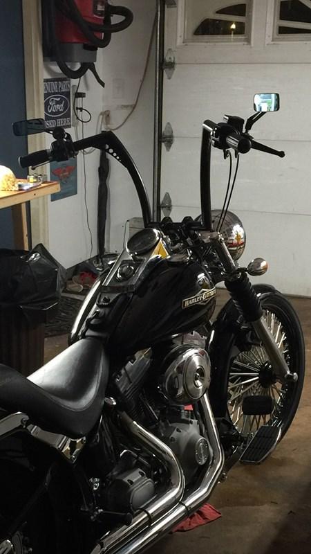 Photo of a 2002 Harley-Davidson® FXST/I Softail® Standard