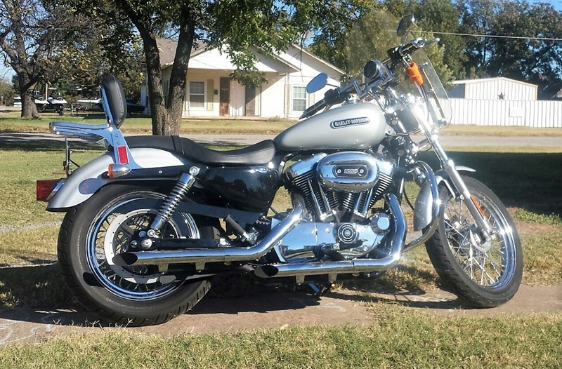 Photo of a 2006 Harley-Davidson® XL1200L Sportster® 1200 Low