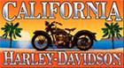 California Harley-Davidson's Logo